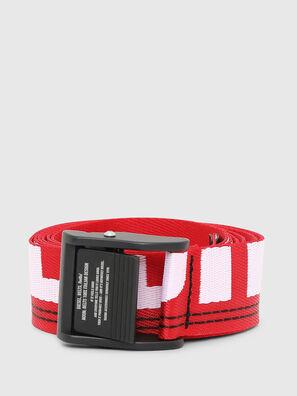 B-MASER,  - Belts