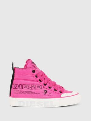 SN MID 07 MC LOGO YO, Pink - Footwear