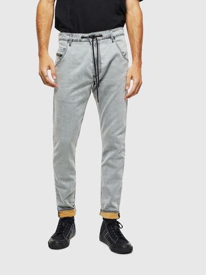 Diesel - Krooley JoggJeans 069MH, Light Blue - Jeans - Image 1