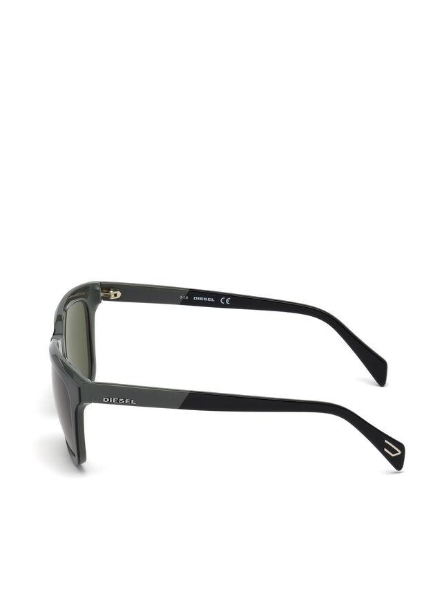 Diesel DL0224, Green - Eyewear - Image 3