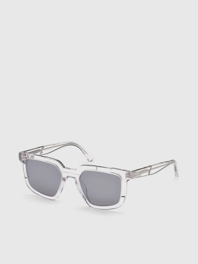 Diesel - DL0271, White - Sunglasses - Image 2