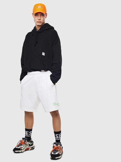Diesel - P-BOXIER, White - Shorts - Image 6