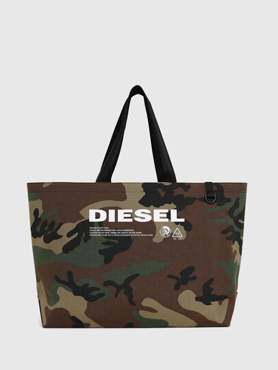 Diesel - D-THISBAG SHOPPER L,  - Shopping and Shoulder Bags - Image 1