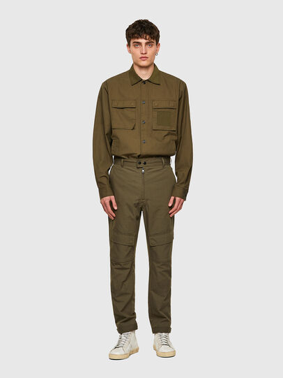 Diesel - P-SIDE, Military Green - Pants - Image 6