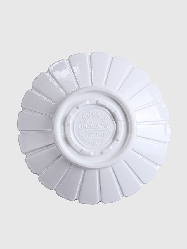 Living 10988 MACHINE COLLEC, White - Plates - Image 2