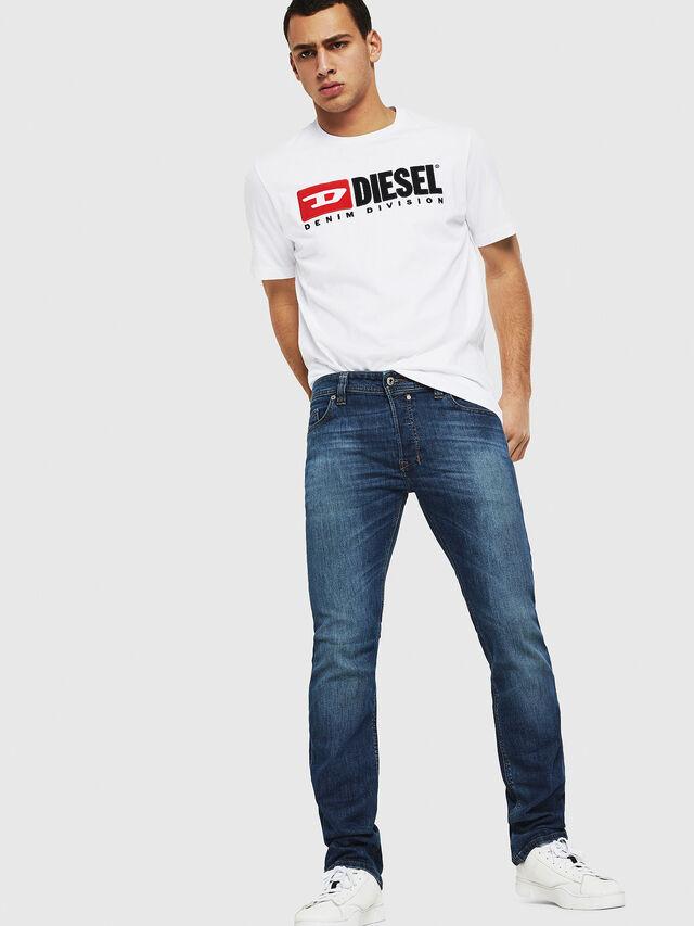 Diesel - Safado C89AR, Medium blue - Jeans - Image 4