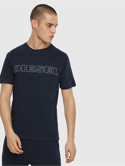 Diesel - UMLT-JAKE, Night Blue - T-Shirts - Image 1