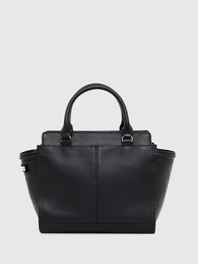Diesel - LE-ZIPPER SATCHEL S,  - Shopping and Shoulder Bags - Image 2