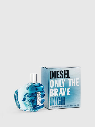 Diesel - ONLY THE BRAVE HIGH  125ML, Light Blue - Only The Brave - Image 1