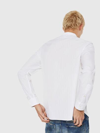 Diesel - S-BILL, White - Shirts - Image 2
