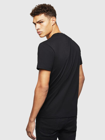 Diesel - T-DIEGO-J4, Black - T-Shirts - Image 3