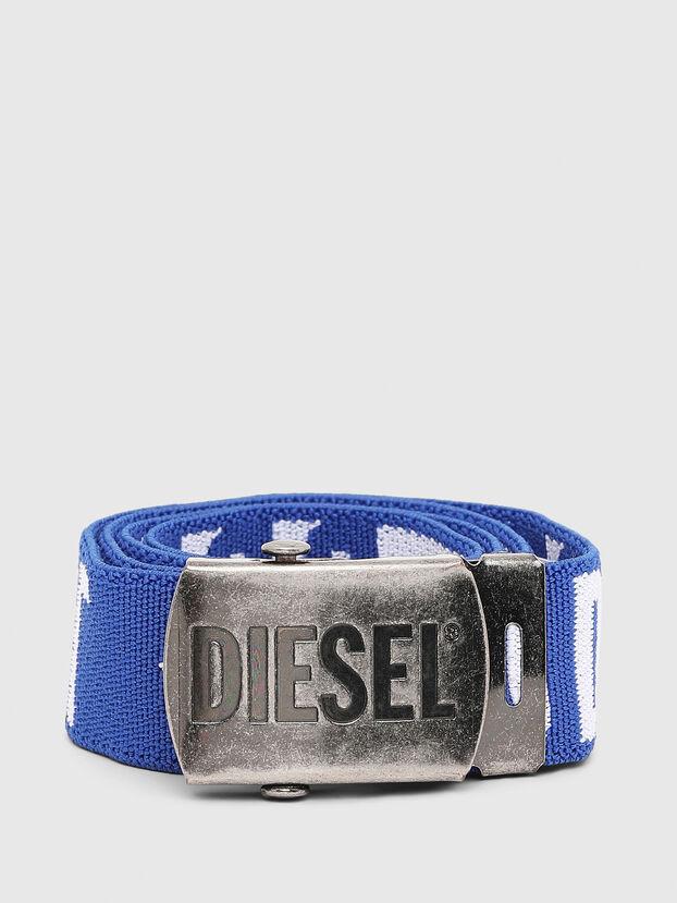 BARTY, Blue/White - Belts