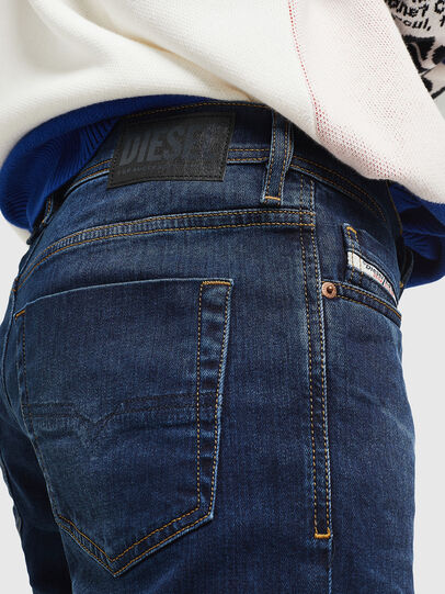 Diesel - Tepphar 083AT, Dark Blue - Jeans - Image 3