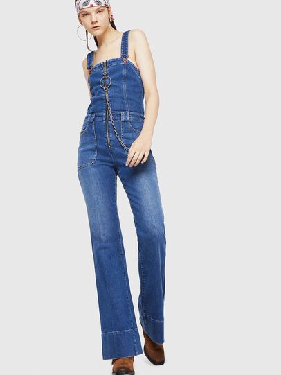 Diesel - DE-THINK,  - Jumpsuits - Image 1