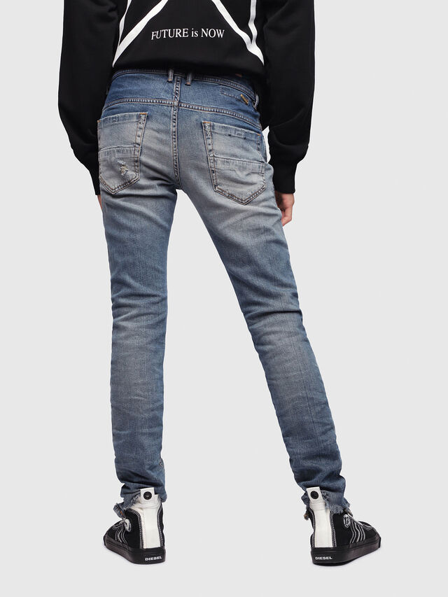 Diesel - Thommer 087AY, Medium blue - Jeans - Image 2