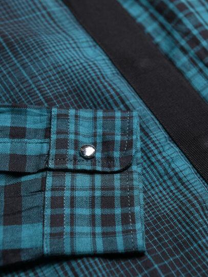 Diesel - CGARZ, Blue/Black - Shirts - Image 3