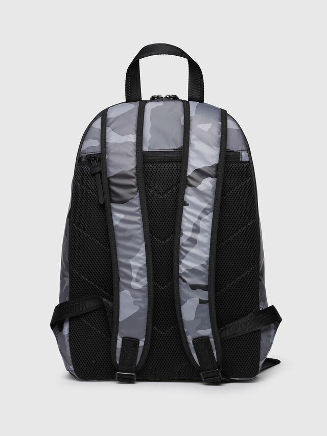 Diesel - F-BOLD BACK, Grey - Backpacks - Image 2