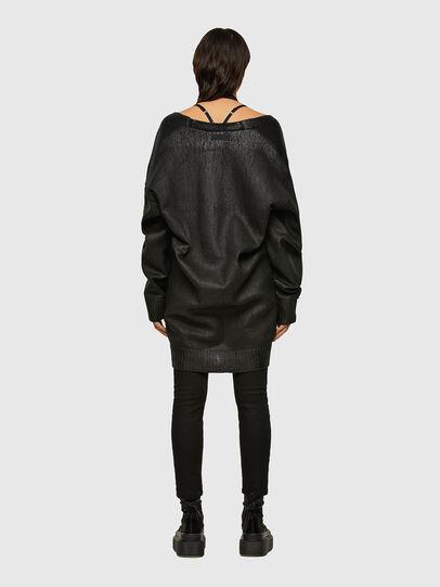 Diesel - M-NANCYE, Black - Knitwear - Image 2