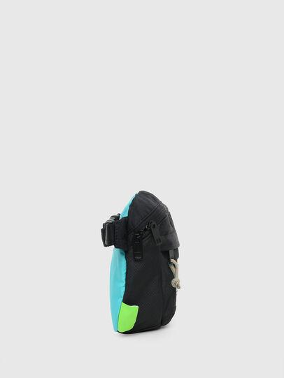 Diesel - LOKI, Black - Crossbody Bags - Image 3