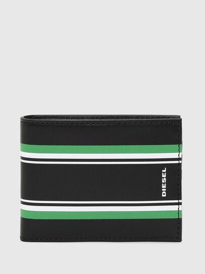 Diesel - NEELA XS, Black/Green - Small Wallets - Image 1