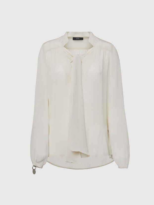 C-DUANE-A, White - Shirts