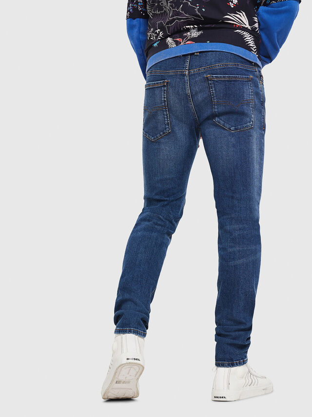Diesel - Sleenker 069AJ, Medium blue - Jeans - Image 2