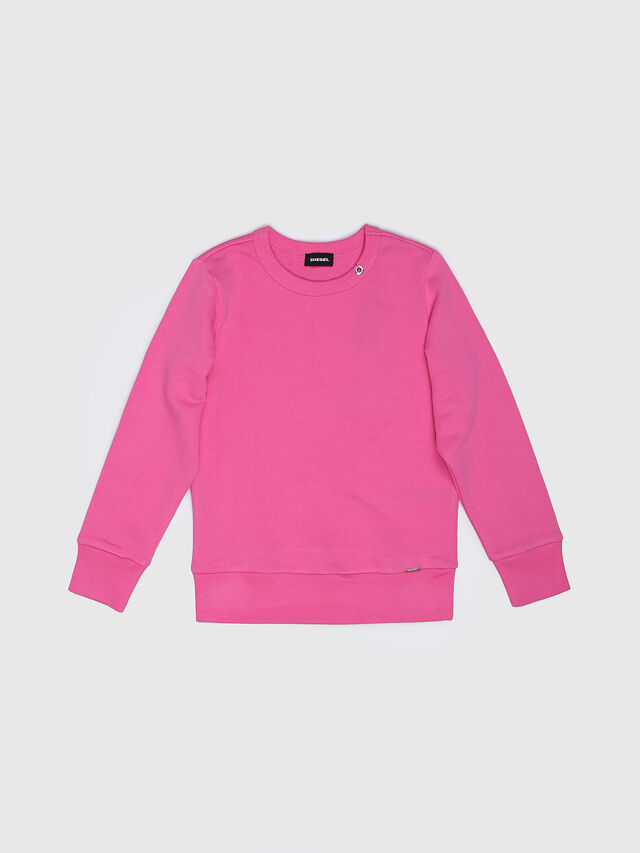 Diesel - SITRO, Hot pink - Sweaters - Image 1
