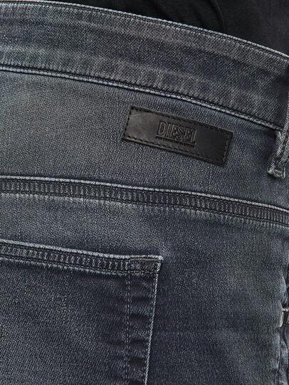 Diesel - FAYZA JoggJeans® 069QA, Black/Dark grey - Jeans - Image 5