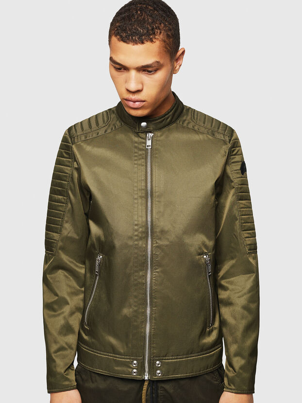 J-SHIRO, Military Green - Jackets