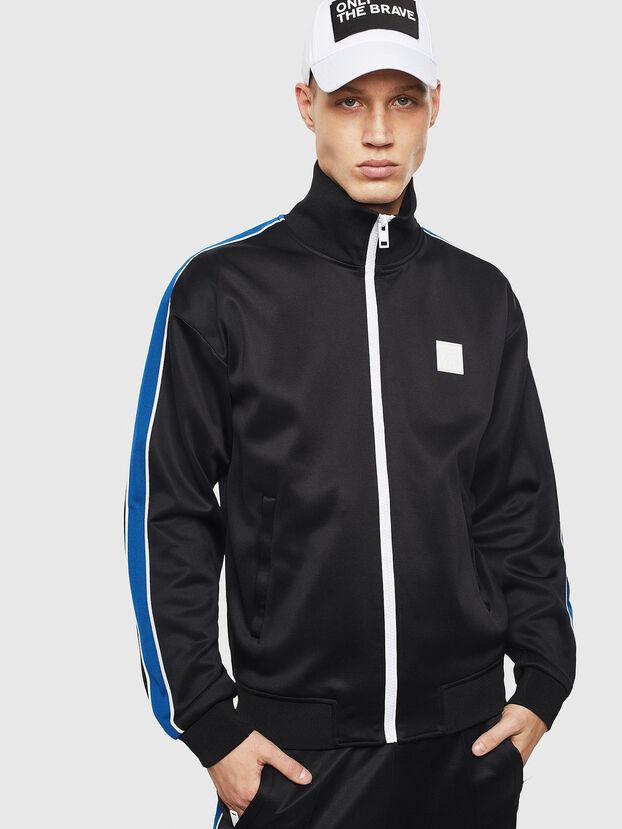 S-CORTESS, Black/Blue - Sweaters