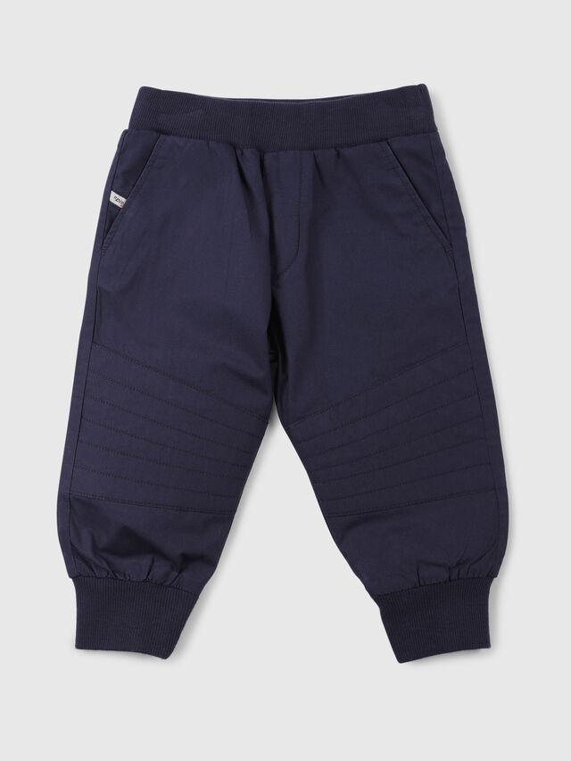 Diesel - POLCIB, Dark Blue - Pants - Image 1