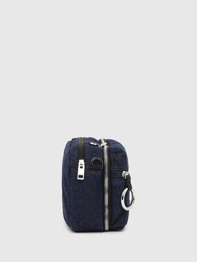 Diesel - FUTURAH, Blue - Crossbody Bags - Image 3