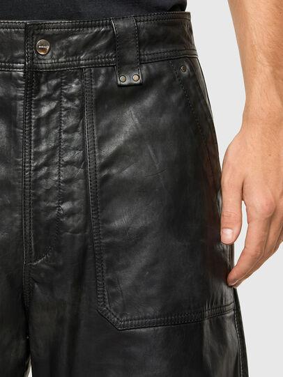 Diesel - P-SHANTY, Black - Pants - Image 3