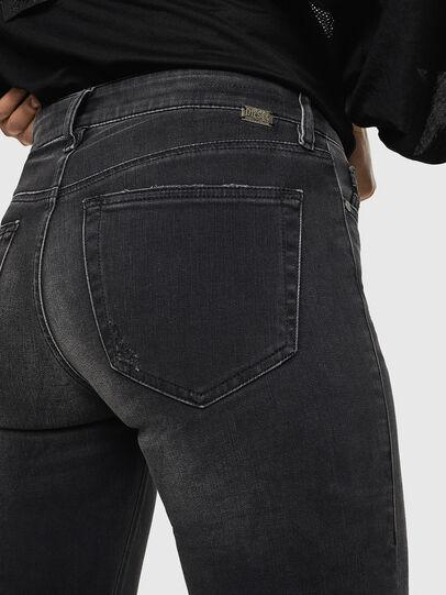 Diesel - Slandy 069GI, Black/Dark grey - Jeans - Image 5