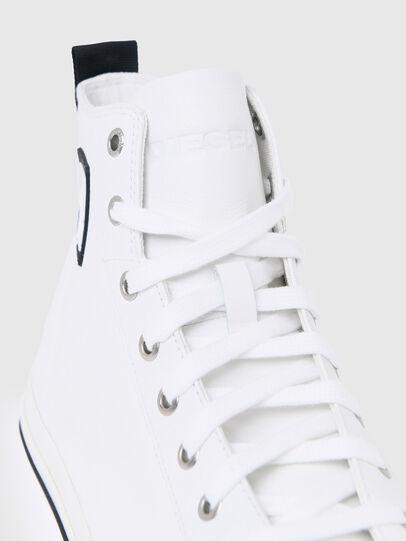 Diesel - S-ASTICO MID CUT, White - Sneakers - Image 4