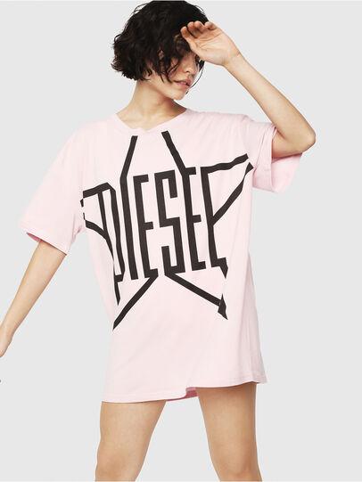 Diesel - UFTEE-ELODIE,  - T-Shirts - Image 1