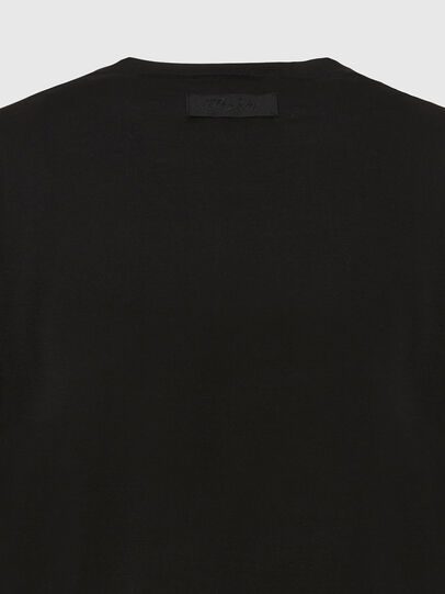 Diesel - M-TERESA, Black - Knitwear - Image 5