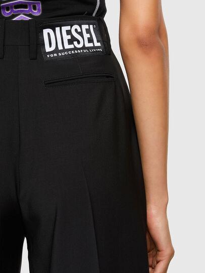 Diesel - P-CAYO, Black - Pants - Image 3