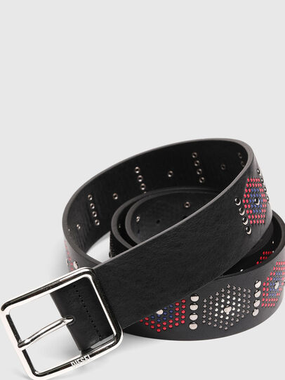 Diesel - B-MEX, Black - Belts - Image 2