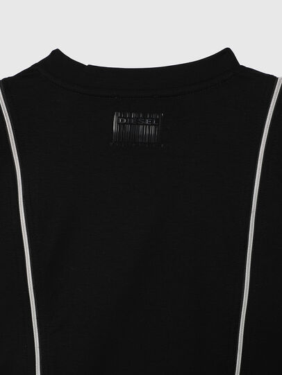 Diesel - TGARTH, Black - T-shirts and Tops - Image 3