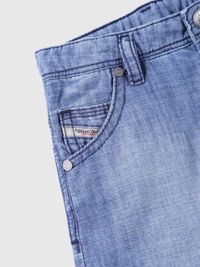 Diesel - PROOLYB-A-N, Blue Jeans - Shorts - Image 3