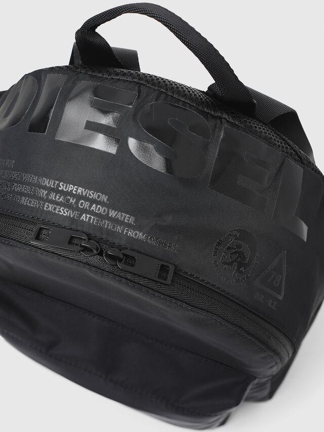 Diesel - F-SUSE BACK, Black/Yellow - Backpacks - Image 3