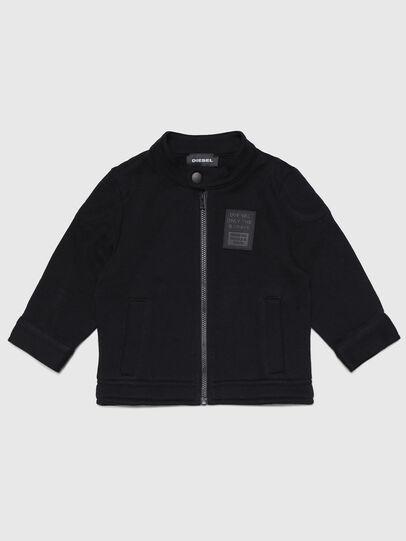 Diesel - SBILLYB, Black - Sweaters - Image 1