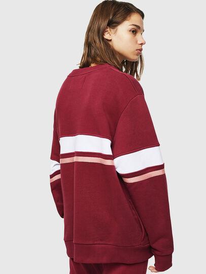 Diesel - UFLT-PHYLO, Bordeaux - Sweaters - Image 2