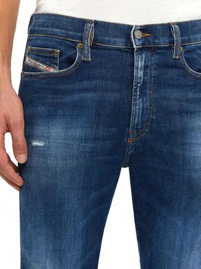 Diesel - D-Istort 009CX, Medium blue - Jeans - Image 3