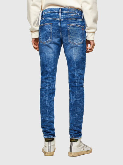Diesel - D-Strukt 009MH, Light Blue - Jeans - Image 2