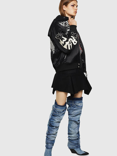 Diesel - G-KANIEVALY,  - Jackets - Image 7