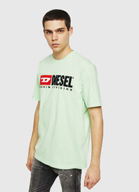 T-JUST-DIVISION, Green Fluo