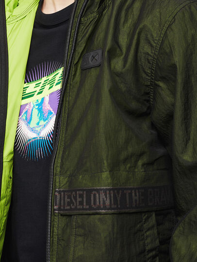 Diesel - J-HISAMI,  - Jackets - Image 3