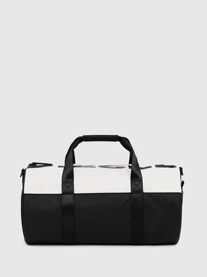 BOLD DUFFLE, White/Black - Bags